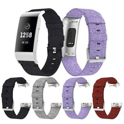 Replacement Strap Belt Wrist Bands for Fitbit Charge 3 Smart Bracelet Watch Band