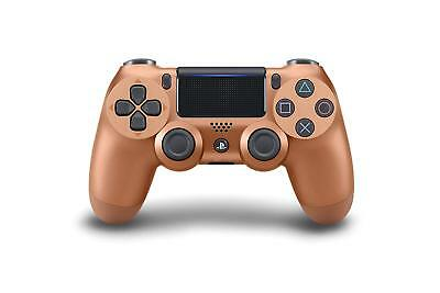 Sony DualShock 4 Controller PS4 Game Pad Wireless Copper Bronze 9766315
