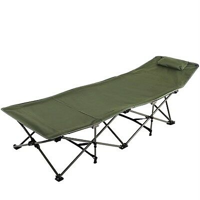 REDCAMP Folding Camping Cot for Adults,Portable Sleeping Cot Bed New