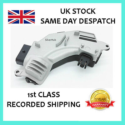 Heater Blower Resistor For Opel Vauxhall Vectra Saab 9-3 Climate Control 4 Pins