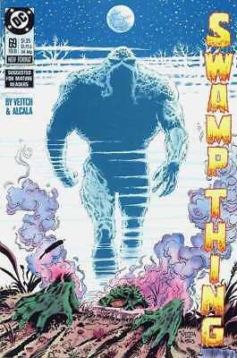 Swamp Thing (1982 series) #69 in Very Fine + condition. DC comics