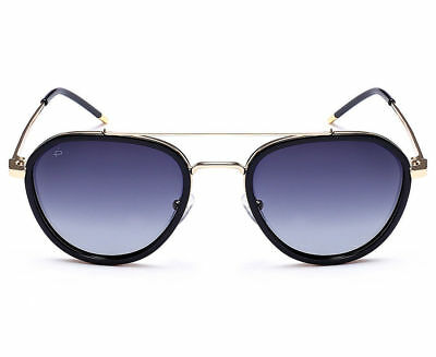 1164eef489 PRIVE REVAUX AVIATOR Sunglasses Size59-18-145 Yellow Gold Tone ...