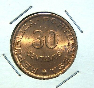 Portuguese India - 1958 - 30 Centavos & 60 Centavos - 2 Great Coins!