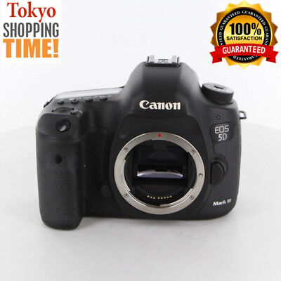 [EXCELLENT+++] Canon EOS 5D Mark III Body from Japan
