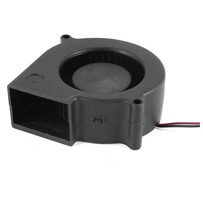 2X(75mm x 30mm 2Pin DC 5V Brushless Blower Cooling Fan for Computer PC N7D8)