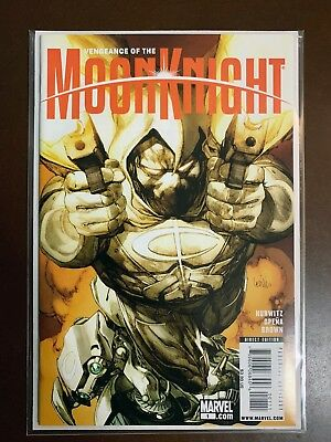 Marvel VENGEANCE OF THE MOON KNIGHT #1-10/MOON KNIGHT Vol 6 #1-12 NM 9.2-9.6