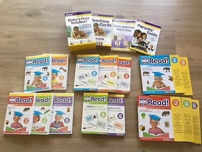 Your Baby Can Read Collection Early Childhood Development