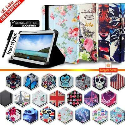 "Folio Stand Leather Cover Case For 7"" 8"" 10.1"" Samsung Galaxy Tab A A6 Tablet"