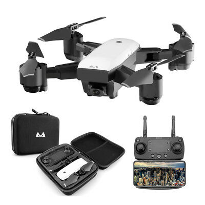SMRC S20 RC Drone with 1080P WiFi FPV Wide-angle Camera Altitude Hold Toy Gift
