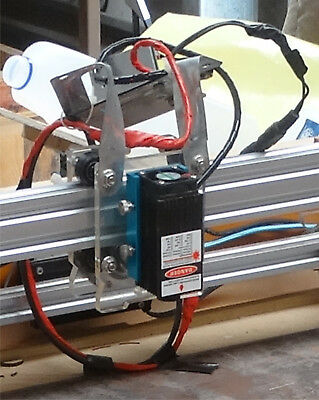 Laser Engraver – Cutter with a 5.5watt led 387mm x 290mm Cut/Engrave area.