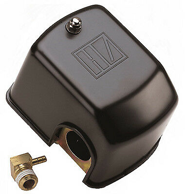 PENTAIR WATER Pressure Switch For Home Water Jet Or 4-In. Submersible Pump, 30/5