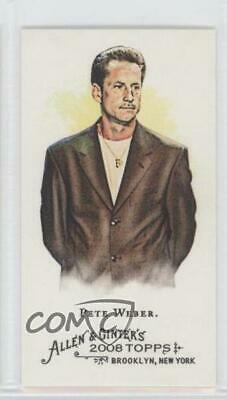 2008 ALLEN /& GINTER PETE WEBER MINI CARD #288 ~  BOWLING ~ MULTIPLES AVAILABLE