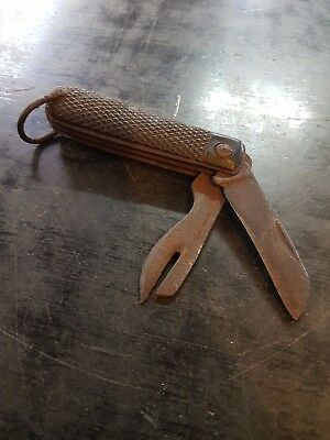 Vintage Pocket Knife Possibly Military