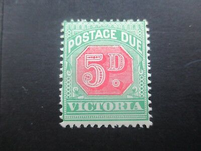 Victoria Stamps: Postage Dues 1894 Mint   (x8}