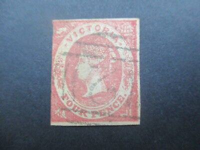 Victoria Stamps: Emblems Used  - Great Item    (z77}