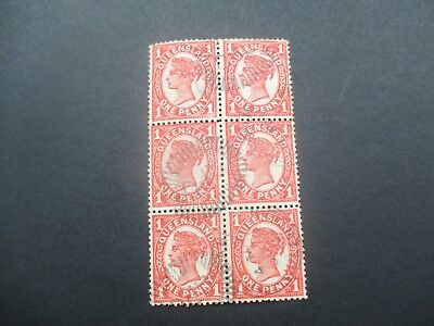 QUEENSLAND Stamps: Selection Used  - Great Item    (z167}