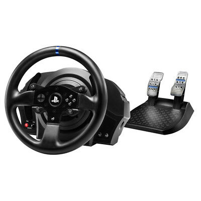 Volante con pedales Thrustmaster T300 RS Force Feedback PS4 PS3 PC Oferta
