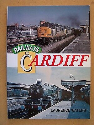 """railways Of Cardiff."" South Wales Trains Book."