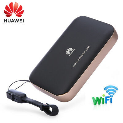 UNLOCKED HUAWEI E5885LS-93A Mobile WiFi Pro2 4G LTE 300Mbps WiFi Router  Hotspot