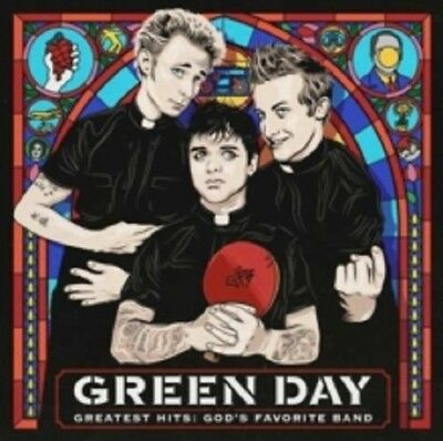 Green Day Greatest Hits God's Favourite Band Gods New CD