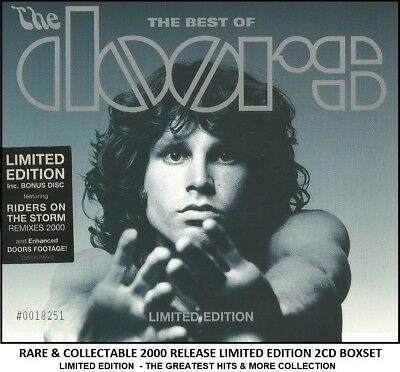 The Doors - The Very Best Greatest Hits Collection - 60's 2CD - Jim Morrison