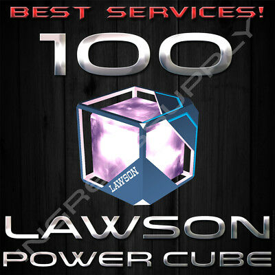 Ingress 100 LAWSON Power Cube VERY FAST DELIVERY! Ready To Drop