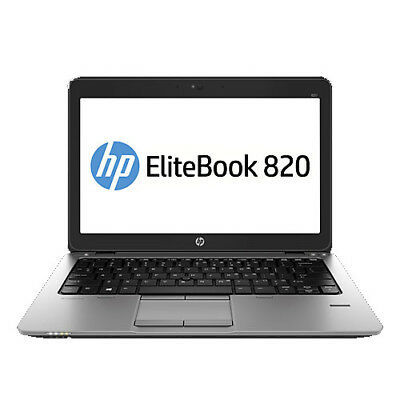 "HP Notebook Ultrabook 12,5"" 820 G1 i7-4600U 8GB 128GB SSD WLAN  Win 10 A-Ware"