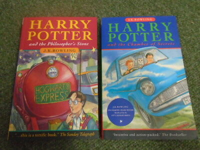 Harry Potter and the Philosopher's Stone; Harry Potter and the Chamber of Secret