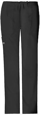 Cherokee Workwear Core Stretch 4044 Women's Cargo Scrub Pant FREE SHIPPING