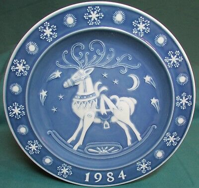 Dansk 1984 – The Spirit of Christmas – Numbered Edition – Very Good Condition