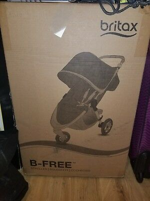 britax stroller B-free still in the original box