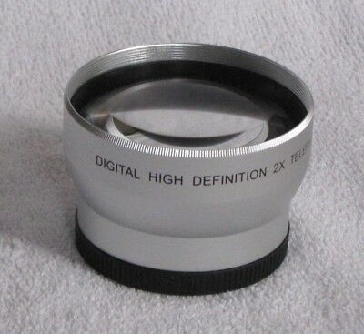 Telephoto Lens 52 mm Digital Concepts High Definition 2X