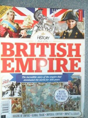 All About History. Book of the British Empire.