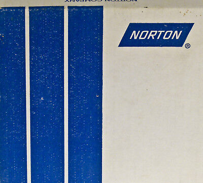 "Norton 31552 P1000 Grit Champagne Magnum 6"" A275 Sandpaper Disc Box of 100 NEW!"