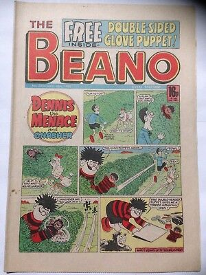DC Thompson THE BEANO Comic. Issue 2254. September 26th 1985 **Free UK Postage**