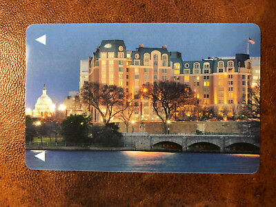 Mandarin Oriental Washington, D.C. Hotel Key Card