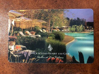 The Four Seasons Resort & Club Dallas Las Colinas Hotel Key Card