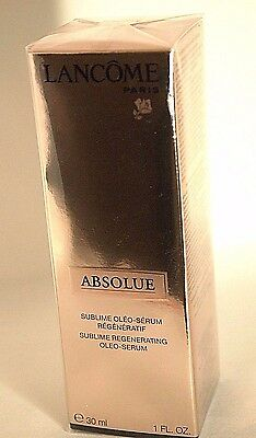 NEW Lancome Absolue Oleo Serum Full Size 30ml RRP £200 Brand Boxed & Sealed!