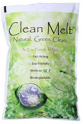 SCOTWOOD INDUSTRIES INC. Ice Melt With Green Color Indicator, 50-Lb. 50B-CLEAN