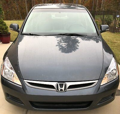 2007 Honda Accord Hybrid with Navigation 2007 Honda Accord Hybrid
