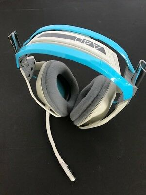 Astro Gaming A40 Headset w/ Microphone Grey/Blue XBOX1/PS4/PS3/PC/Mac