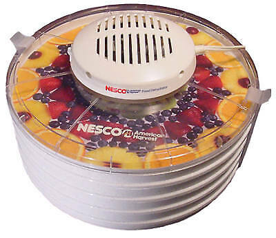 ENGLEWOOD MARKETING GROUP INC 400-Watt 4-Shelf Snackmaster Food Dehydrator FD-37