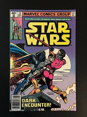 Vintage Marvel Star Wars Comic Book Issue 29-High Grade-See My Store!