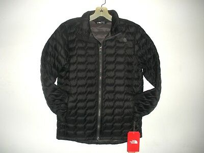 +The North Face Boys -Youth Thermoball Full Zip Jacket- Tnf Black -S.m,l,xl