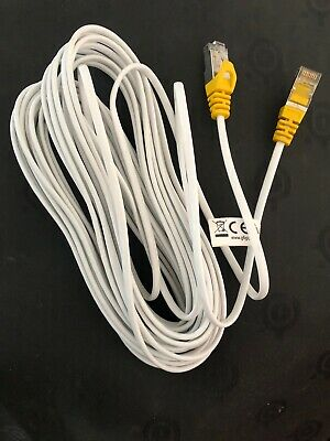 10m ethernet cable Connect Any Network Device PC, TV , Game Console, Sky IPTV