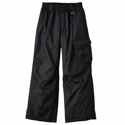 Zeroxposur Snow Ski Snowboard Pants Heavyweight Insulated Boys Sz 8 10/12 14/16