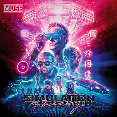 Muse - Simulation Theory (Deluxe Edition) - (CD)