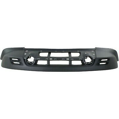 Front Lower Bumper Cover For 2011-2014 Jeep Patriot w// fog lamp holes Textured