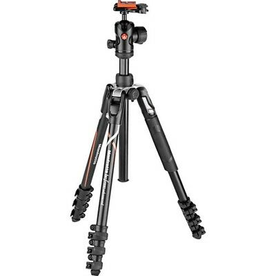 Manfrotto Befree Advanced Travel Tripod Designed for Sony Alpha Cameras