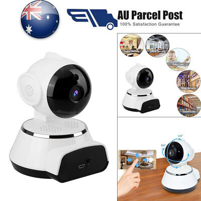 Wireless Security Cam HD IP Wifi IR Tilt Monitor 720P Baby Camera Webcam Pan